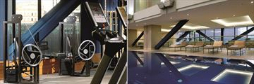 Grand Millennium Hotel, Gym and Indoor Pool