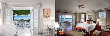 Half Moon, Ocean Room and Prestige Ocean Suite