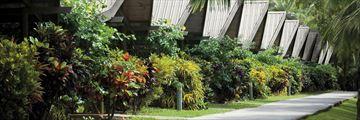 Hamilton Island Palm Bungalows, Exteriors