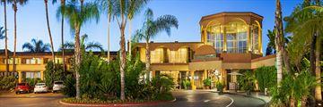 Handlery Hotel San Diego, Exterior
