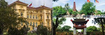 Hanoi's architecture