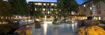 Harrison Hot Springs Resort & Spa, Exterior