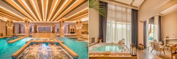 The spa at Haven Riviera Cancun