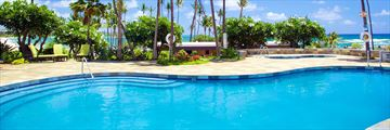 Hilton Garden Inn Wailua Bay, Pool