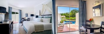 Premium Swim-Out Room at Hilton La Romana Resort & Spa