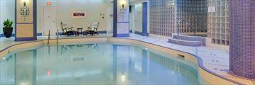 The Pool at Hilton Saint John
