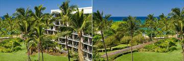 The Gardens at Hilton Waikoloa Village