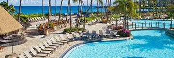 Kona Pool at Hilton Waikoloa Village