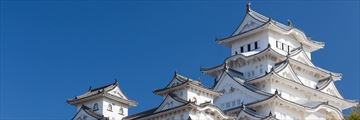 Himeji Castle Japan Summer Days