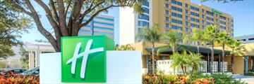 Hotel Exterior at Holiday Inn Tampa Westshore