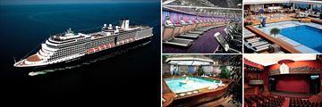 Holland America Nieuw Line Cruise Ship