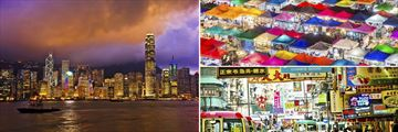 Hong Kong Cityscapes, China