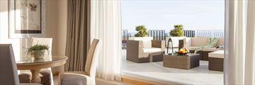 Ambassador Suite at Hotel Croatia