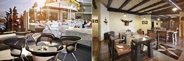 Piano Bar and Steakhouse at Hotel Croatia