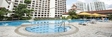 Hotel Jen Tanglin, Pool