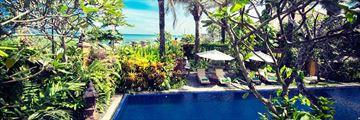Hotel Tugu Bali, Canggu Beach, Pool