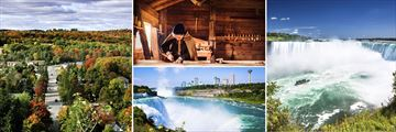 Sights of Huntsville, The Hurons & Niagara Falls