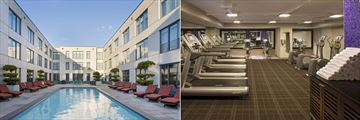 Hyatt Centric at Fisherman's Wharf, Pool and Fitness Centre