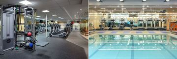 Fitness Centre and Pool at Hyatt Regency Boston