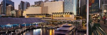 Hyatt Regency Sydney, Exterior and Surrounding Area