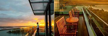 Views from Intercontinental Sydney Balconies
