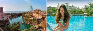 Jumeirah Dar Al Masyaf, Madinat Jumeirah, Hotel Exterior and Main Pool