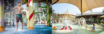 Jumeirah Dar Al Masyaf, Madinat Jumeirah, Sinbad's Kids' Club and Water Islands