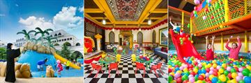 Kids' Club at Jumeirah Zabeel Saray