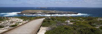 Kangaroo Island board walk