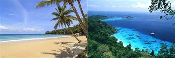 Karon Beach, Phuket & Phang Nga, Khao Lak