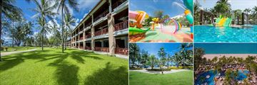 Katathani Phuket Beach Resort, Gardens, Resort View and Kids' Play Area