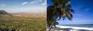 Kenya & Mombasa landscapes