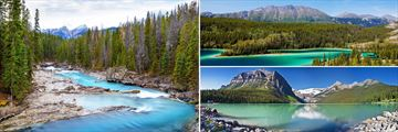 Yoho National Park & Lake Louise