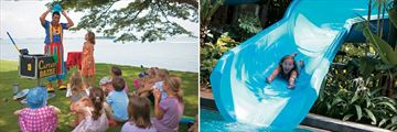 Fun Children's Facilities at Shangri-La Rasa Sentosa Resort
