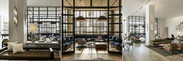 Kimpton Everly Hotel, Lounge