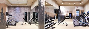 Fitness Centre at Kimpton Riverplace Hotel