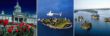 Kingston City Hall & Vistas of Thousand Islands