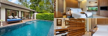 One Bedroom Pool Villa at Koh Samui Beach Resort