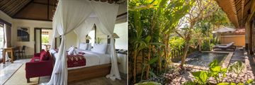 Pool Villa at Komaneka Ubud Monkey Forest