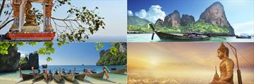 Krabi's beautiful scenery