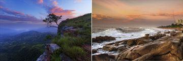 KwaZulu's landscapes