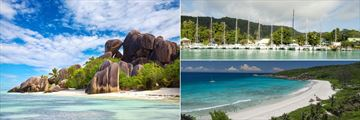 Island Scenery, La Digue
