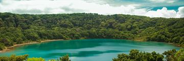 Laguna Botos Poas National Park