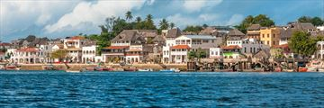 Lamu's beautiful beachfront