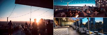 54thirty Rooftop Bar at Le Méridien Denver Downtown