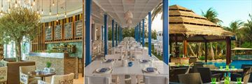 Dining Venues at Le Meridien Mina Seyahi Beach Resort
