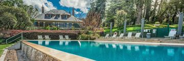Lilianfels Blue Mountains Resort & Spa, Pool and Exterior