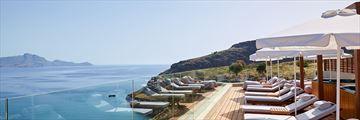 Il Sogno Sun Terrace at Lindos Blu
