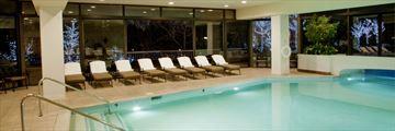 Little America Hotel, Indoor-Outdoor Pool