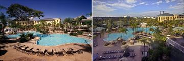 Loews Royal Pacific Resort at Universal Orlando, Resort Pool